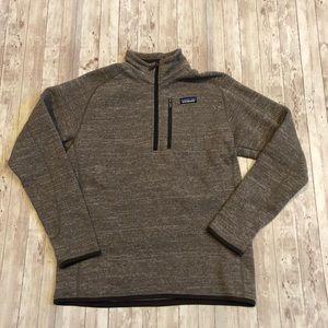 Patagonia quarter zip pullover